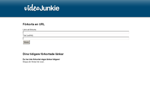 Access videojunkie.se using Hola Unblocker web proxy