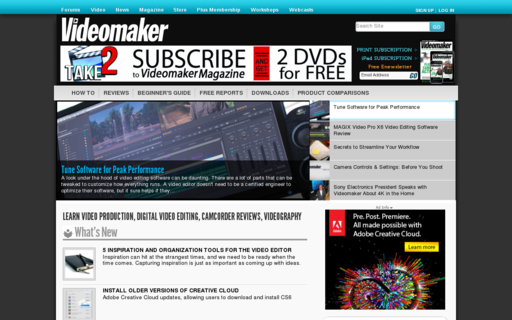 Access videomaker.com using Hola Unblocker web proxy