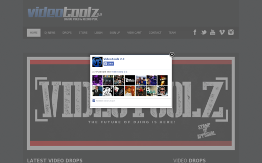 Access videotoolz20.com using Hola Unblocker web proxy