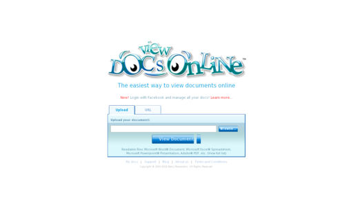 Access viewdocsonline.com using Hola Unblocker web proxy