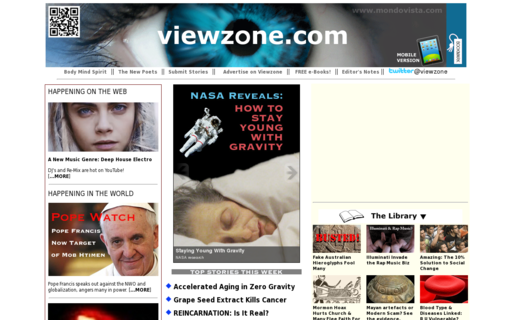 Access viewzone.com using Hola Unblocker web proxy