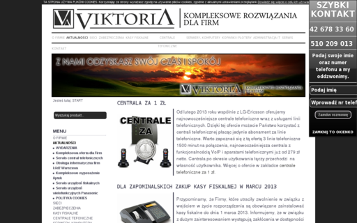 Access viktoria.com.pl using Hola Unblocker web proxy