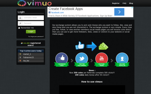 Access vimuo.com using Hola Unblocker web proxy