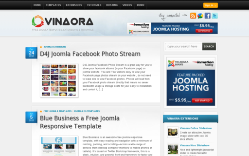 Access vinaora.com using Hola Unblocker web proxy