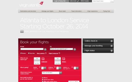 Access virgin-atlantic.com using Hola Unblocker web proxy