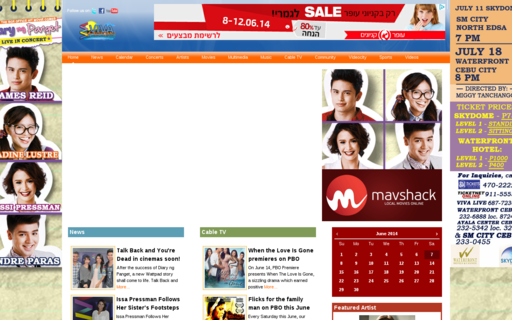 Access viva.com.ph using Hola Unblocker web proxy