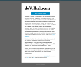 Access volkskrant.nl using Hola Unblocker web proxy