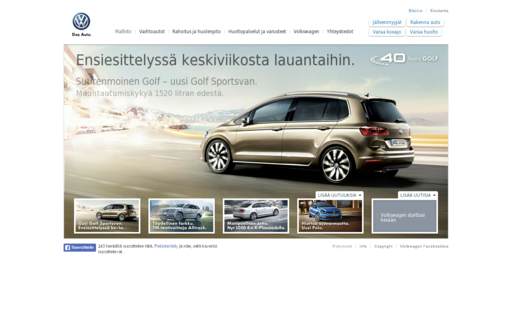 Access volkswagen.fi using Hola Unblocker web proxy