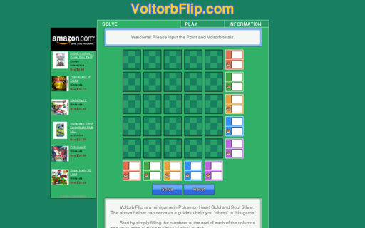 Access voltorbflip.com using Hola Unblocker web proxy