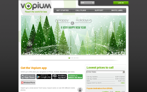 Access vopium.com using Hola Unblocker web proxy