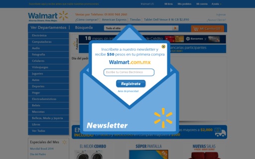 Access walmart.com.mx using Hola Unblocker web proxy