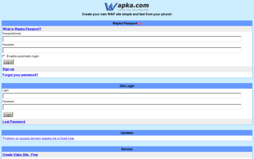 Access wapka.mobi using Hola Unblocker web proxy