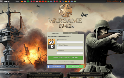 Access wargame1942.de using Hola Unblocker web proxy