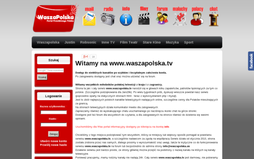 Access waszapolska.tv using Hola Unblocker web proxy
