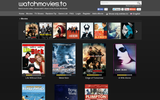 Access watchmovies.to using Hola Unblocker web proxy