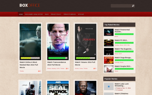 Access watchonlinemovie.co using Hola Unblocker web proxy