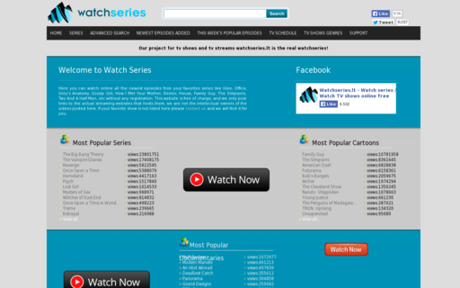 Access watchseries.lt using Hola Unblocker web proxy