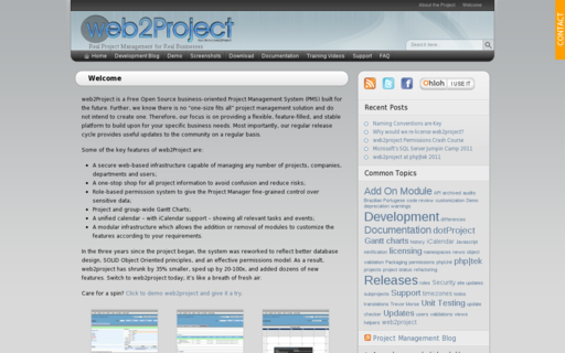 Access web2project.net using Hola Unblocker web proxy