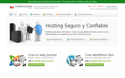 Access webempresa.eu using Hola Unblocker web proxy