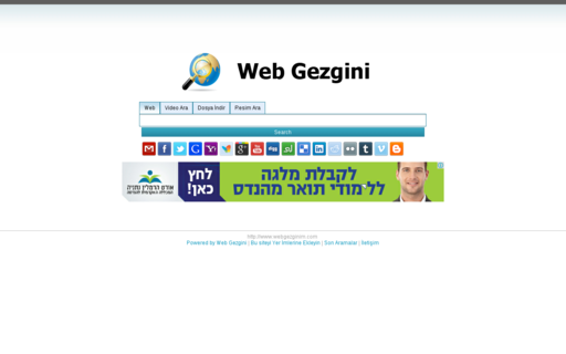 Access webgezginim.com using Hola Unblocker web proxy