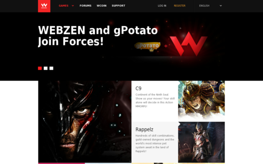 Access webzen.com using Hola Unblocker web proxy