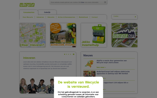 Access wecycle.nl using Hola Unblocker web proxy