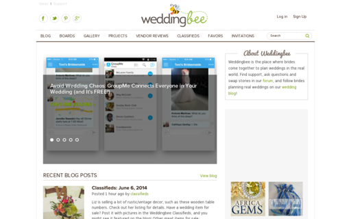 Access weddingbee.com using Hola Unblocker web proxy