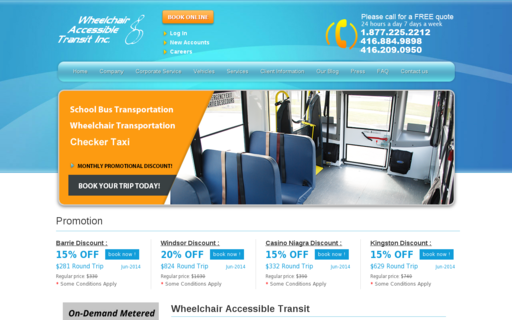 Access wheelchairtransit.com using Hola Unblocker web proxy
