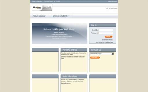 Access whirlpoolwebworld.ca using Hola Unblocker web proxy