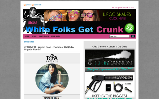 Access whitefolksgetcrunk.com using Hola Unblocker web proxy