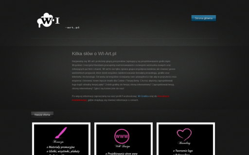 Access wi-art.pl using Hola Unblocker web proxy