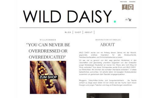 Access wild-daisy.de using Hola Unblocker web proxy