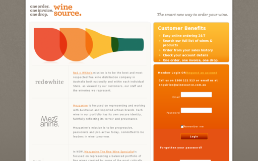 Access winesource.com.au using Hola Unblocker web proxy