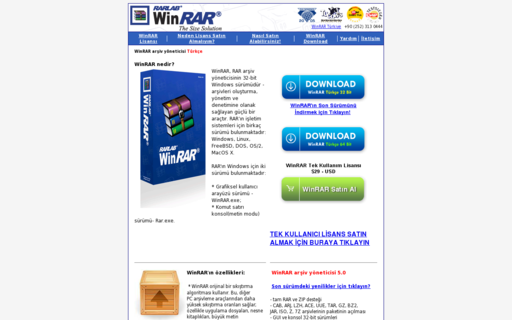 Access winrar-tr.com using Hola Unblocker web proxy
