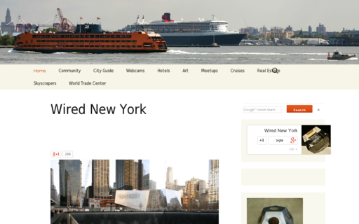 Access wirednewyork.com using Hola Unblocker web proxy