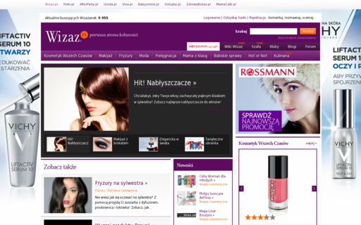 Access wizaz.pl using Hola Unblocker web proxy