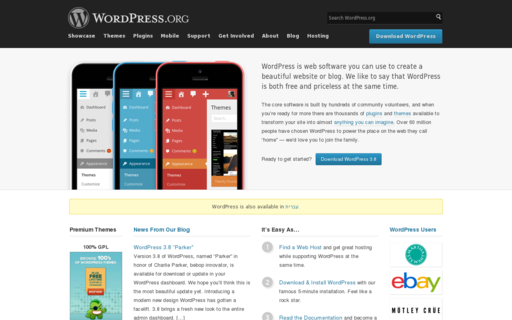 Access wordpress.org using Hola Unblocker web proxy