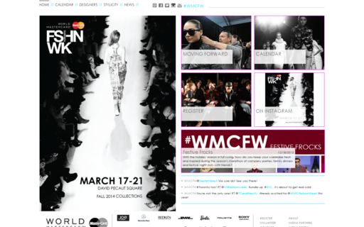 Access worldmastercardfashionweek.com using Hola Unblocker web proxy