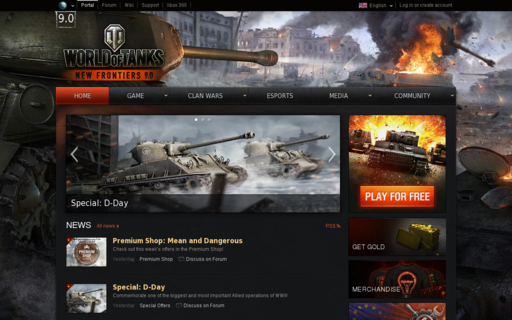 Access worldoftanks.eu using Hola Unblocker web proxy