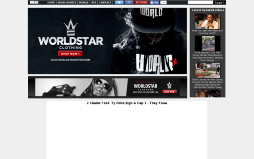 Access worldstaruncut.com using Hola Unblocker web proxy