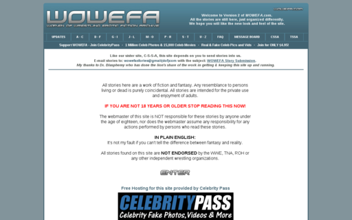 Access wowefa.com using Hola Unblocker web proxy