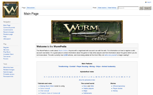 Access wurmpedia.com using Hola Unblocker web proxy