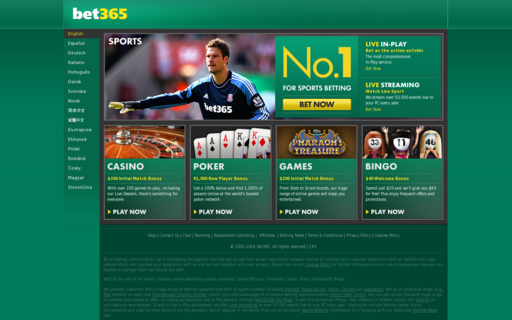 Access www.bet365.com using Hola Unblocker web proxy