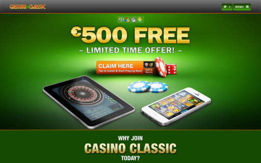 Access www.casinoclassic.ru using Hola Unblocker web proxy