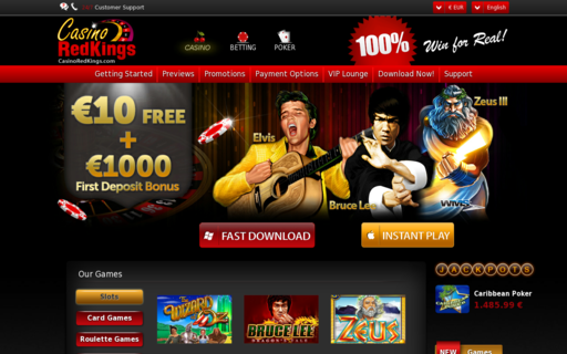 Access www.casinoredkings.com using Hola Unblocker web proxy