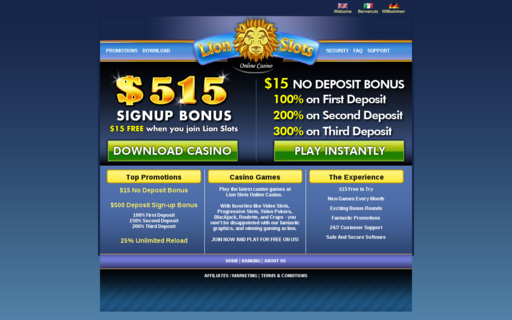 Access www.lionslots.com using Hola Unblocker web proxy