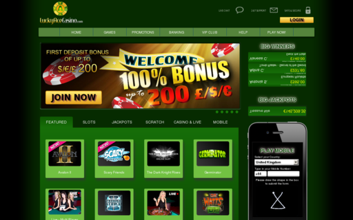 Access www.luckyacecasino.com using Hola Unblocker web proxy