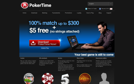 Access www.pokertime.eu using Hola Unblocker web proxy