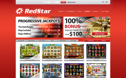 Access www.redstarcasino.eu using Hola Unblocker web proxy
