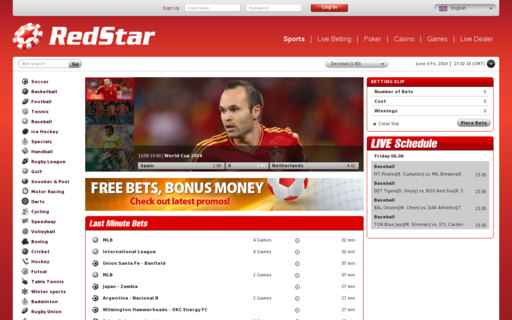 Access www.redstarsports.eu using Hola Unblocker web proxy